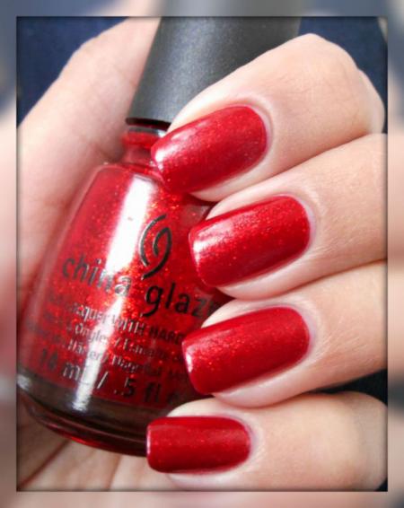Лак для ногтей (оттенок № 182 Ruby pumps) от China Glaze
