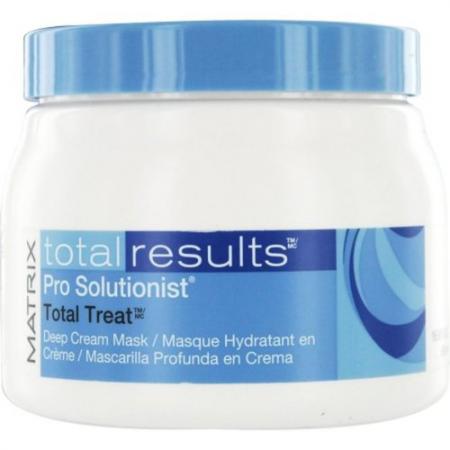"""Крем-маска для глубокого ухода за волосами """"Total results"""" (Total Treat) от Matrix"""