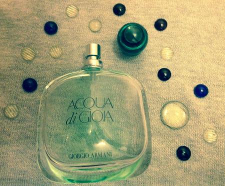Парфюмерная вода Acqua di Gioia от Armani (1)
