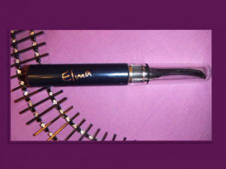 Масло для роста и укрепления бровей и ресниц от Elma