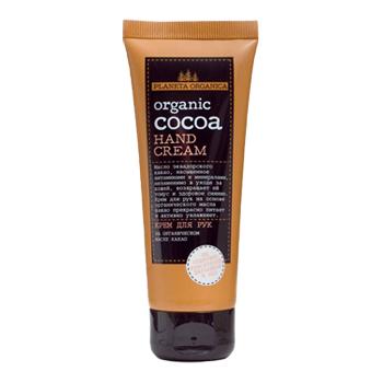 Крем для рук Organic cocoa от Planeta Organica