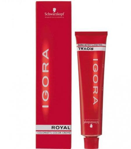 Краска для волос Igora Royal от Schwarzkopf Professional