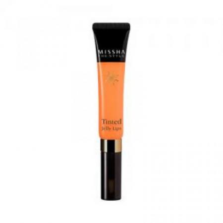 Устойчивый блеск для губ Tinted Jelly Lips (оттенок Fresh mango) от Missha