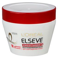 """Маска для волос Elseve """"Полное восстановление 5"""" от L'Oreal"""