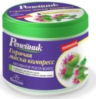 """Горячая маска-компресс для волос """"Репейник"""" от Floresan"""