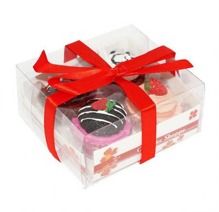 """Набор блесков для губ """"Cupcake Shoppe"""" от Ffleur"""