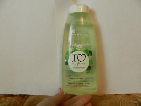 Ив роше эко-шампунь для блеска волос отзывы