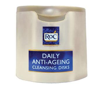 Очищающие диски с омолаживающим эффектом от ROC