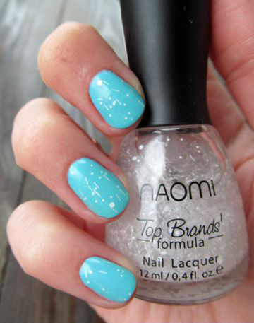 Лак для ногтей Nail Laqcuer (оттенок № 081) от Naomi