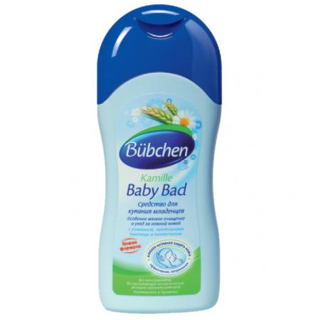 Средство для купания младенцев Baby Bad с ромашкой и розмарином от Bubchen