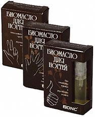 Биомасло для ногтей от DNC