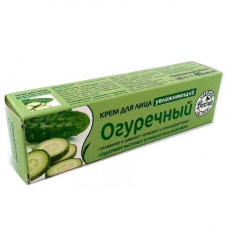 """Крем для лица """"Огуречный"""" от Весна"""