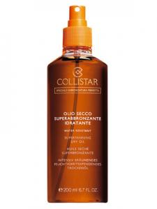 Масло для загара Supertanning Dry Oil от Collistar