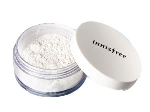 Бесцветная пудра Mineral Shimmering Powder от Innisfree