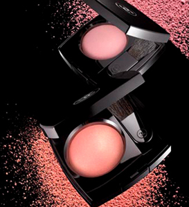 Румяна Chanel Joues Contraste (оттенок № 63 Plum Attraction) от Chanel