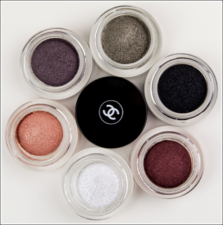 Тени для век Illusion d'Ombre Long-Wear Luminous Eyeshadow (оттенок № 84 Epatant) от Chanel