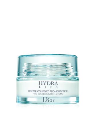 Увлажняющий комфортный крем Hydra Life от Dior