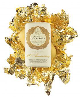 Мыло Luxury Gold Soap от Nesti Dante