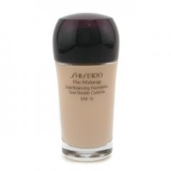Shiseido The Makeup. Dual Balancing Foundation Тональный крем с защитой от солнца SPF15