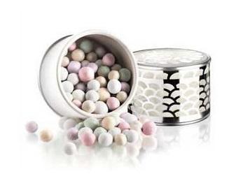 Пудра Meteorites Pearly White от Guerlain