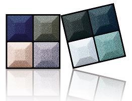 Палетка теней для век Le Prisme Yeux Quatuor  Khaki Egerie (74) от Givenchy