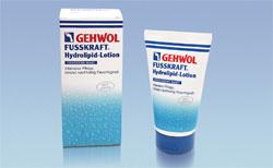 HL-Лосьон с керамидами (Fusskraft hydrolipid - lotion) для ног от Gehwol