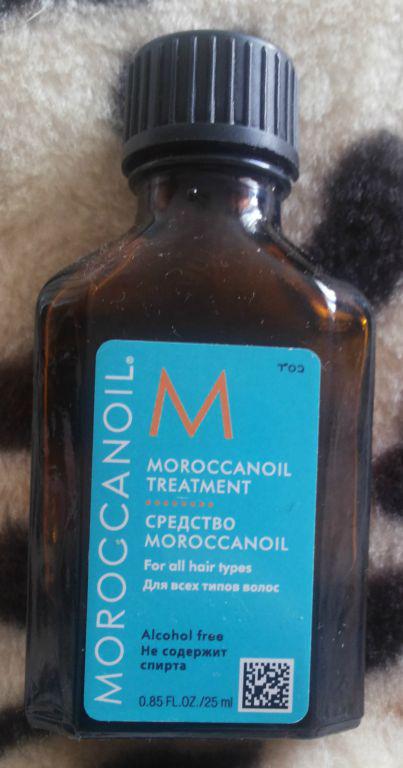 Moroccanoil масло для волос отзывы
