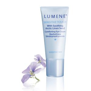 Смягчающий крем для век Sensitive от Lumene