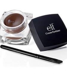 Кремовая подводка Cream eyeliner (оттенок Coffee) от E.L.F.