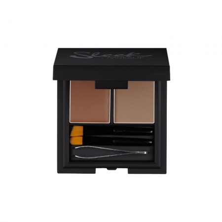 Набор для коррекции бровей Brow kit (оттенок № 817 Light) от Sleek MakeUP