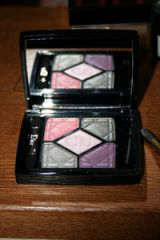 Тени для век 5-Colour Eyeshadow Extase Pinks №804 (spring 2010) от Dior