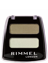 Компактные тени для век Colour Rush Duo от Rimmel