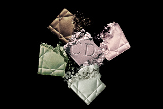 Тени для век 5 Couleurs Iridescent № 409 от Dior