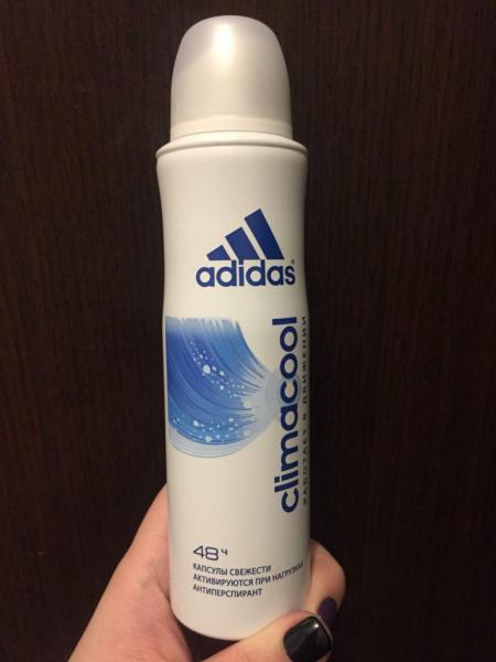 Дезодорант ClimaCool от Adidas
