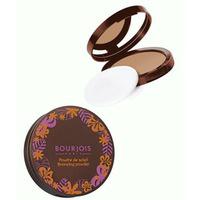 """Компактная пудра с эффектом загара """"Poudre De Soleil Compacte"""" от Bourjois"""