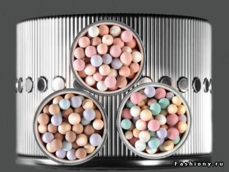 Пудра Meteorites Pearls Collection (Summer 2010 Edition) от Guerlain