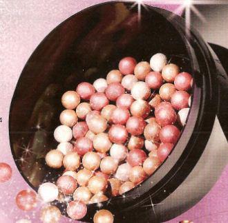 """Пудра-шарики """"Бриллиантовый блеск"""" от Avon"""