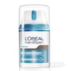 Увлажняющий уход для кожи лица для мужчин Men Expert Hydra Sensitive от L'Oreal