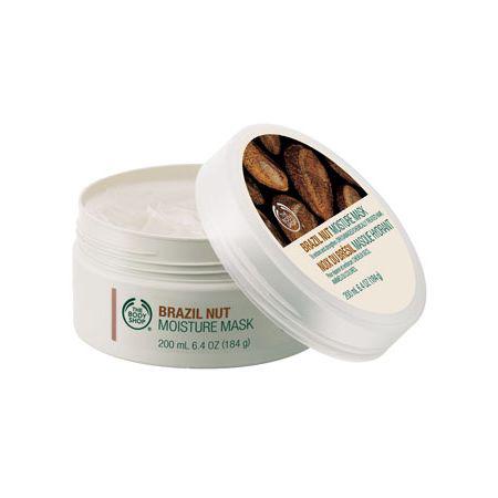 Маска для волос увлажняющая Бразильский орех от The Body Shop