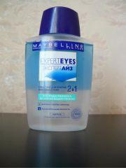 Средство для снятия макияжа ExpertEyes от Maybelline
