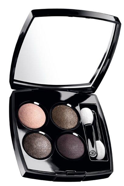 Тени для век Les 4 Ombres De Quadra Eye Shadow в палетке Enigma от Chanel