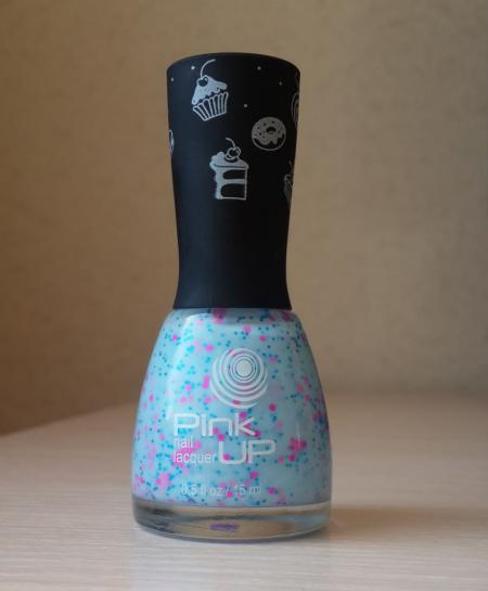 Лак для ногтей (оттенок № 09) от Pink Up