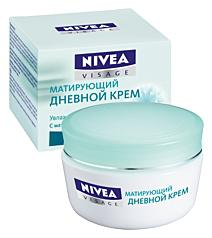 Матирующий дневной крем Nivea