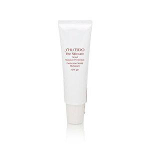 Крем с тоном Tinted Moisture Protection SPF 20 (оттенок № 1 Light Clair) от Shiseido
