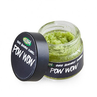 Скраб для губ Pow Wow от Lush