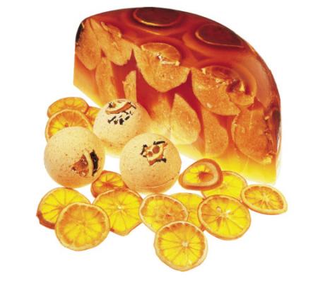 """Апельсиновое мыло """"Арес"""" от Fresh Line"""