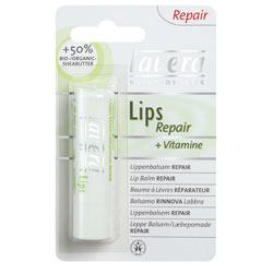 """Восстанавливающий био-бальзам для губ """"Терапия"""" от Lavera"""