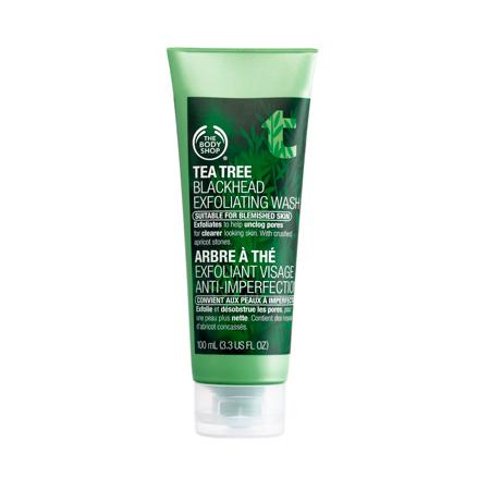 """Пилинг для проблемной кожи """"Чайное дерево"""" от The Body Shop"""