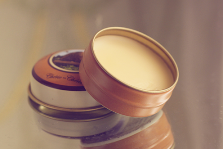 Бальзам для губ Lip balm with honey от Cherie ma Cherie