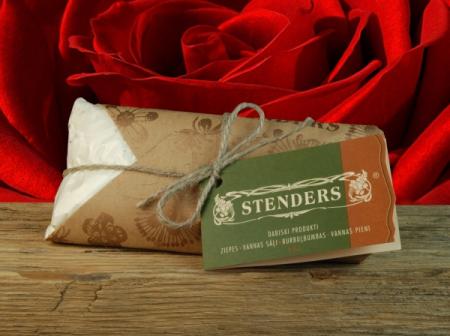 Королевское розовое молочко для ванны от Stenders